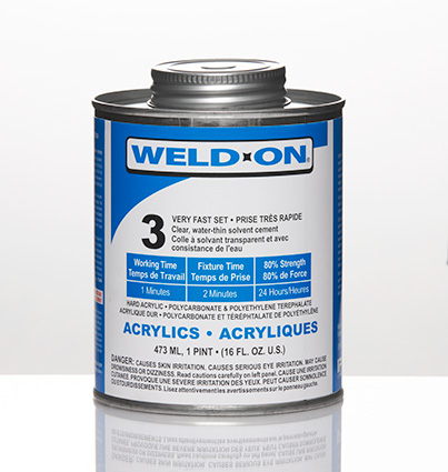 Weld-On 3 Pint