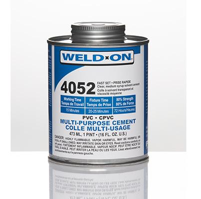 Weld-On-4052